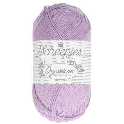 Scheepjes Organicon 50g 205 Lavender