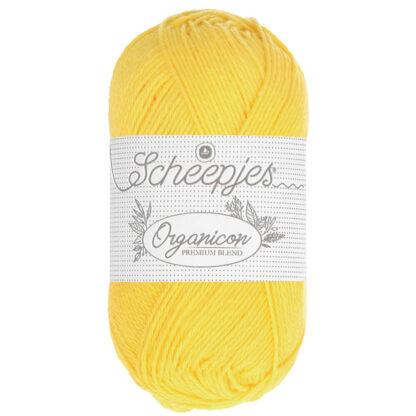 Scheepjes Organicon 50g 211 Gentle Primrose