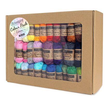 Catona 10g Colour Pack